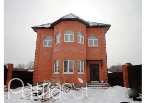 Новый коттедж 285 кв.м «под ключ» в деревне Образцово