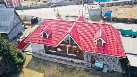 Продам коттедж 300 кв.м. в Маркова