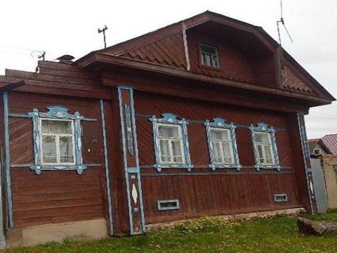 Дом бревенчатый Сокольники