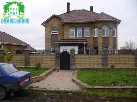 Элитный дом в Белгороде с мебелью