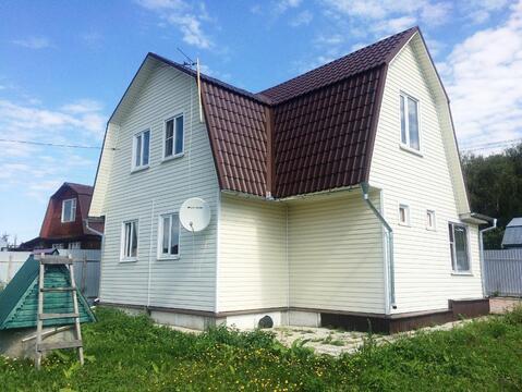Дом 120 кв.м. в СНТ Дорожник