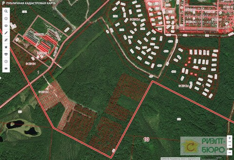Земельный участок в Петрозаводске