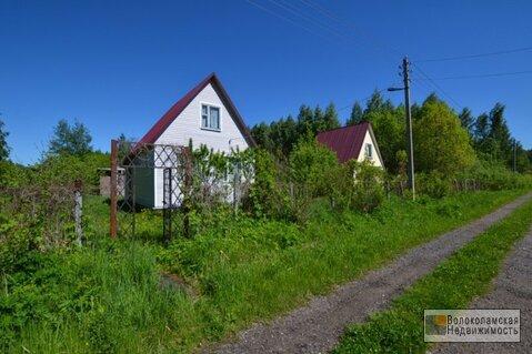 Земельный участок площадью 6 соток с садовым домом в СНТ «Электроника»