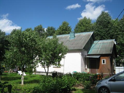 Продается дом на участке 8 соток в г.Чехов, ул.Ильича