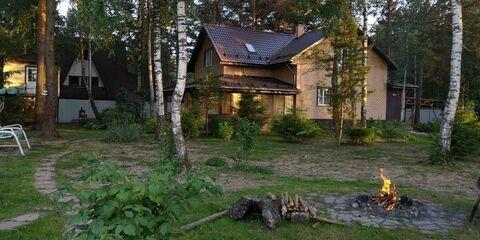 Зимний дом 220 кв.м. на участке 16 соток.