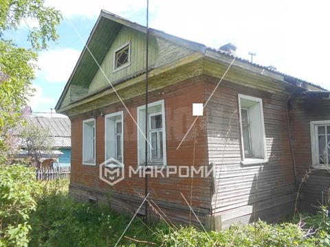 Продажа дома, Сокол, Сокольский район, Ул. Тимирязева