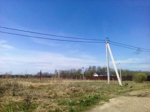 Земельный участок 10,5 соток в с.Якоть Дмитровского района.