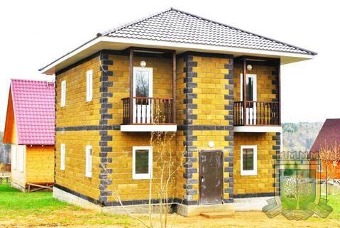 Новый дом около реки Ока, Симферопольское шоссе, 85 км от МКАД