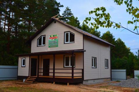 Продаётся новый дом из бруса для круглогодичного отдыха и проживания!