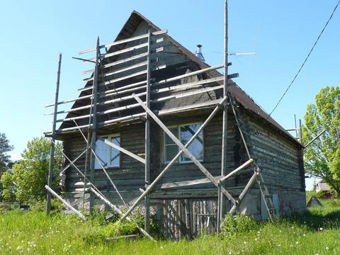 Дом в д. Сельцо Новгородского района в 18км от Великого Новгорода