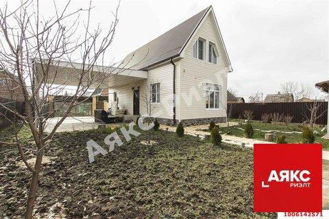Продажа дома, Краснодар, Земляничная