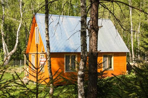 Дом в деревне под ПМЖ или дачу на лесной опушке.
