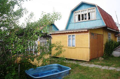 Продается участок 8,8 с с домом 70м2 в д. Старокурово, Ступинского р-н
