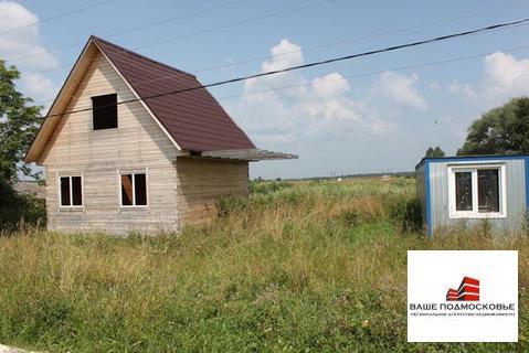 Дом в деревне Малая Ильинка