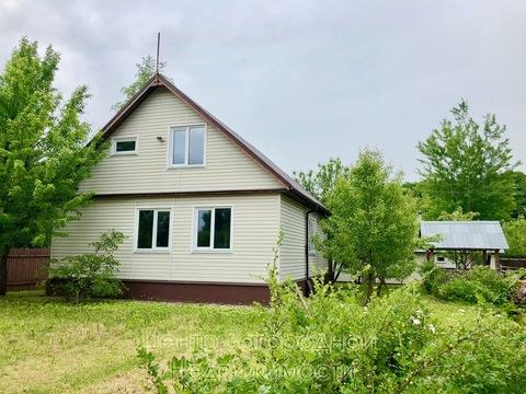 Дом, Щелковское ш, 9 км от МКАД, Долгое Ледово д. (Щелковский район), .