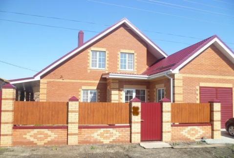 Продается дом Новобессергеневка