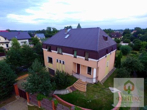 Дом 491.90 кв.м. на участке 20 соток ИЖС в д. Юкки Всеволожский р-н.