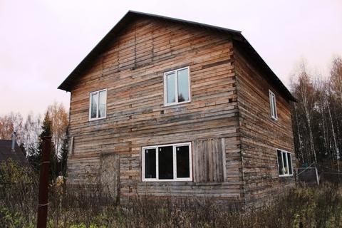 Продам дом в деревне Саморядово.