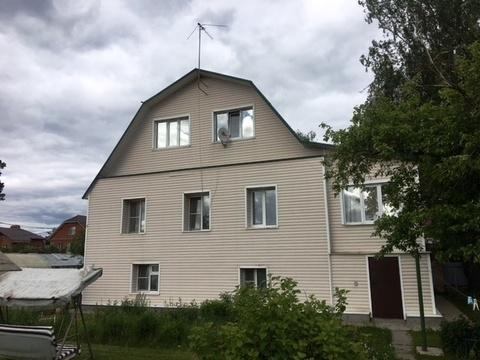 Теплый дом со всеми удобствами для круглогодичного проживания в городе
