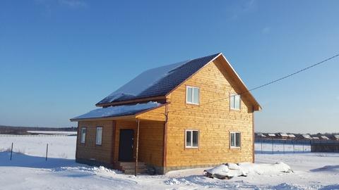 Продается деревянный дом в Лизуново под ключ 85 км от МКАД