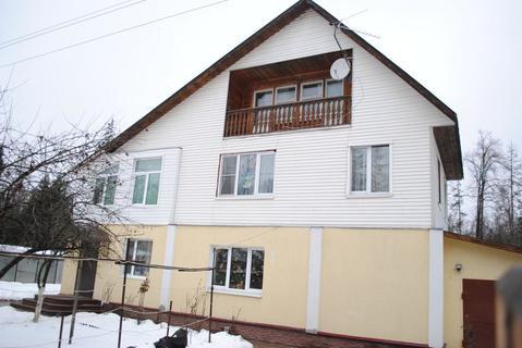 Жилой дом с пропиской, рядом с городом Голицыно, Одинцовского района