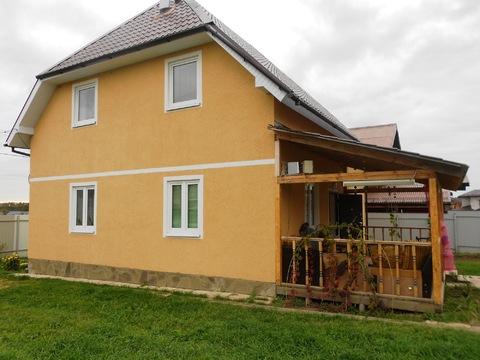 Продаётся жилой дом в Чеховском районе ,