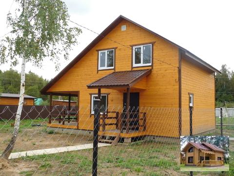 Продажа дома (дачи) и коттеджей Порядино Наро-Фоминский район Киевск