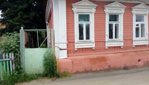 Продается часть дома. , Зарайск г, Красноармейская улица