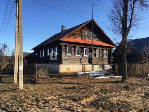 Городской округ Семёновский, Семёнов, улица Папанина, дом на продажу