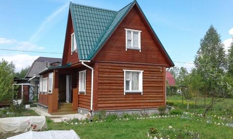 Дом в Буняково 40 м2 на участке 5,5 сот.