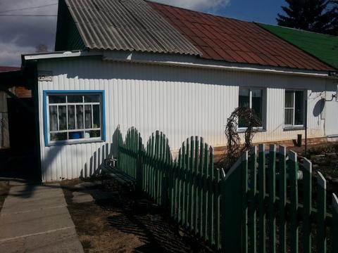 Продам дом в с.Шалинское