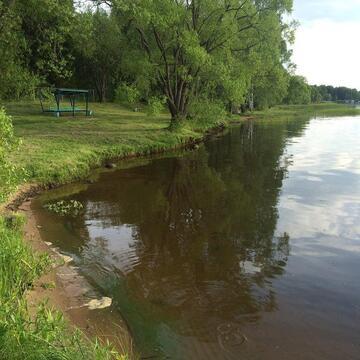 Дача на р. Волга, в лесном массиве, СНТ