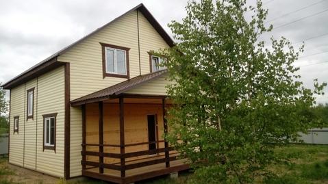 Теплый и качественный дом из бруса, участок 10 соток.