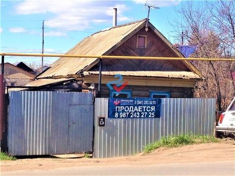 Дом 33 м2 в Ленинском районе, по ул. Саляма, Нижегородка.