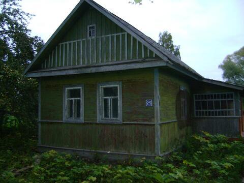 Дом 40 кв.м на участке 30 соток
