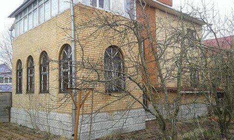 Дом 350 кв м Участок 15 сот Новорязанское ш 47 км от МКАД Бронницы .
