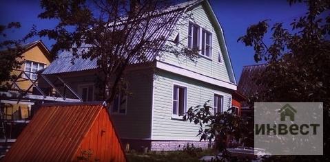 Продается 2х этажная дача 63 кв.м. на участке 6 соток