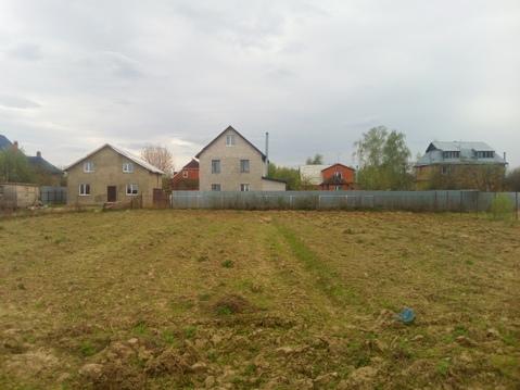 Продается участок 10 соток в д. Жеребятьево, Домодедовский р-н, 18 км.