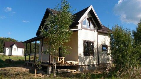 Продается дом для постоянного проживания с участком земли 8 соток.