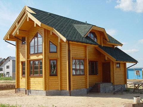 Дом 50 м2 с удобствами в 30 км от города дешево.