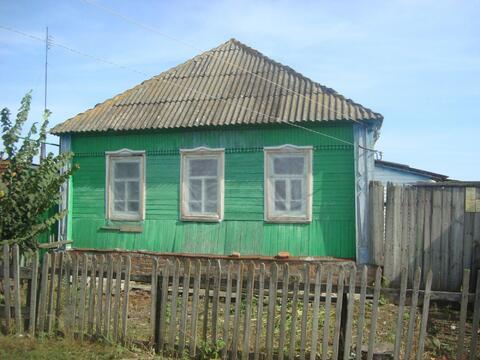 Дом в селе Илек