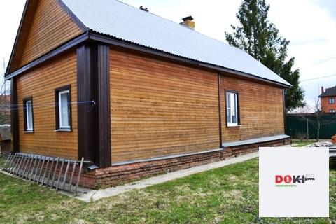 Дом в г.Егорьевск с коммуникациями