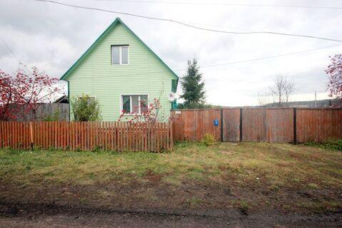 Дом в Сосновке