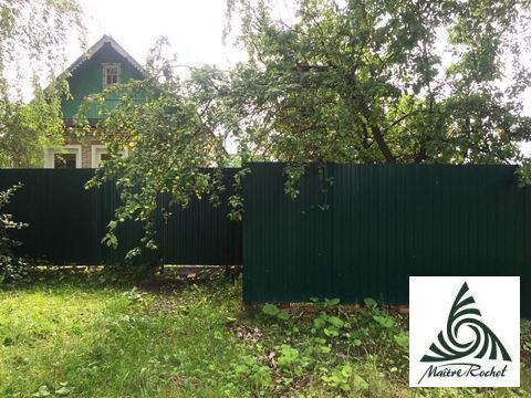 Продам дом на участке 19 сот. около г. Бронницы, 1,5млн. (прописка!)