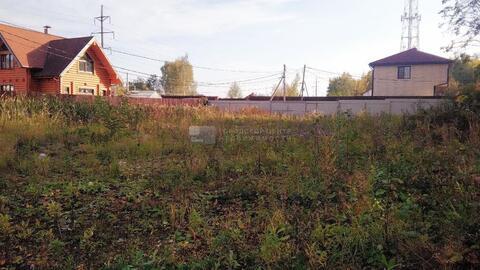 Участок 14 сот. , Ярославское ш, 17 км. от МКАД.