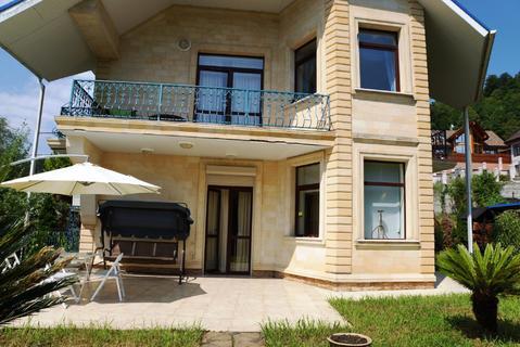 Красивый дом в Мацесте