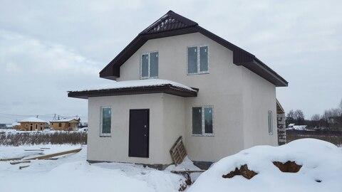 Продается новый дом под ключ 134м2 на 7 сот Домодедовский район