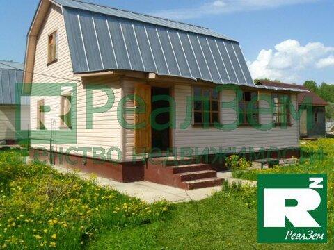 Двухэтажный дом 75кв.м.+ веранда в деревне Рогачево Боровского района