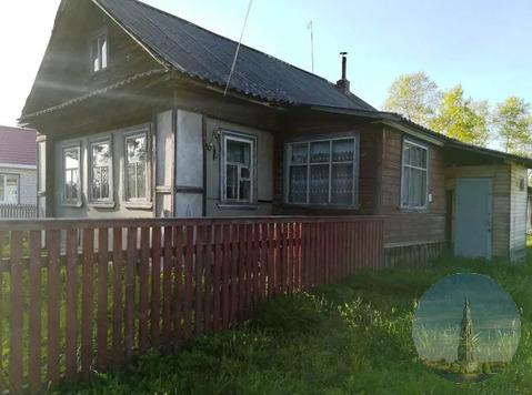 867. Зыковская. Деревенский дом 43,2 кв.м. с участком 40 соток.