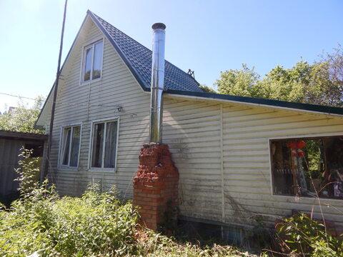 Дом 65,5 кв.м. на участке 15 соток в д. Кузянино